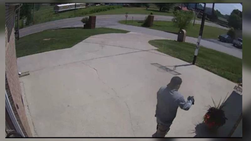 Laurel County Sheriff's Office trying to identify burglary suspect