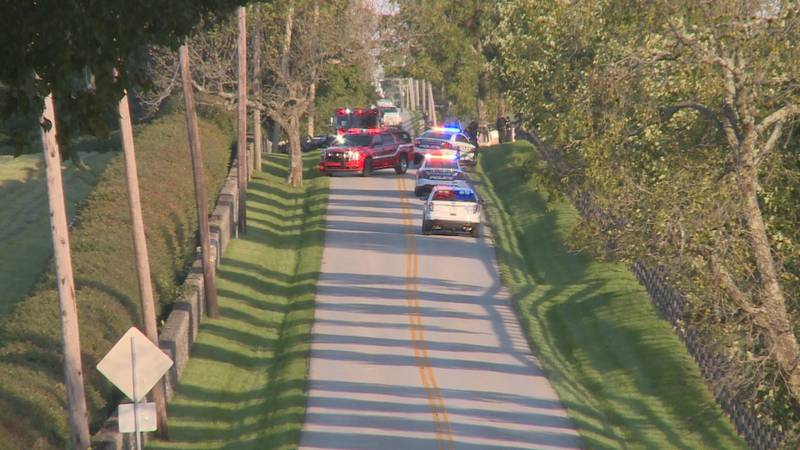Four people were injured, two seriously, in a crash Saturday afternoon on Iron Works Pike in...