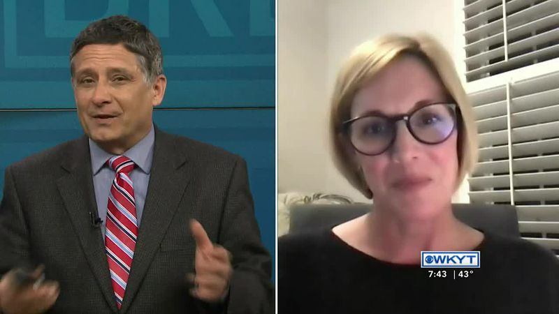 WATCH The Breakdown   Sam Dick interviews Executive Director of Town Branch Park Allison Lankford