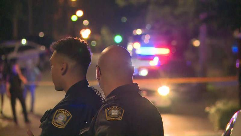 There were three shootings in Lexington Saturday, July 30.