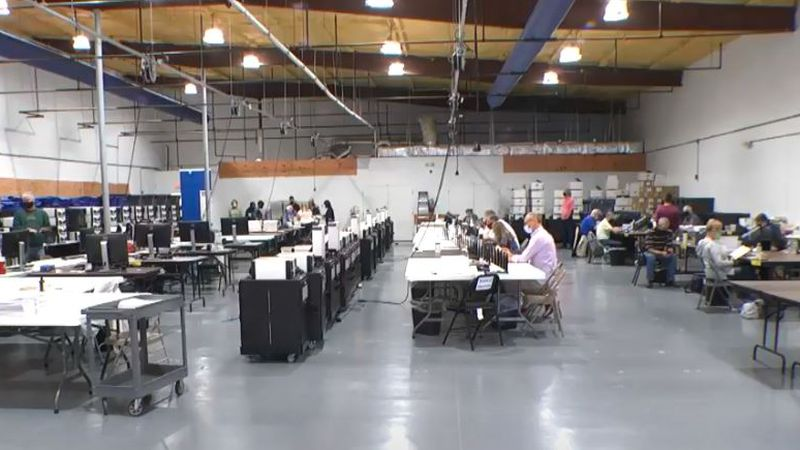 Secretary of State Michael Adams says more than 600,000 Kentuckians have requested absentee...