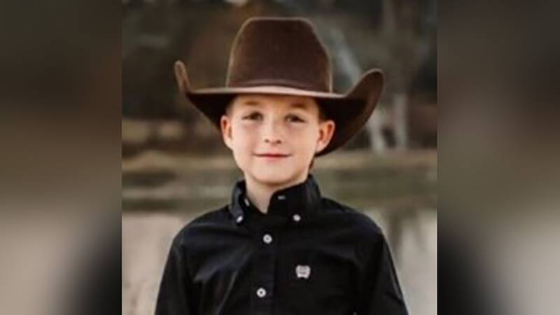 Legend Williamson, 10, loved the rodeo, according to his obituary.