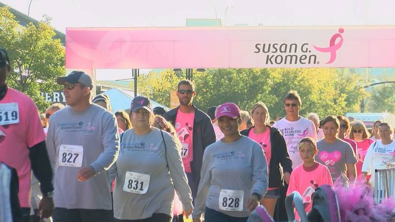 October is Breast Cancer Awareness month, a time when many of us lace up our running shoes for...