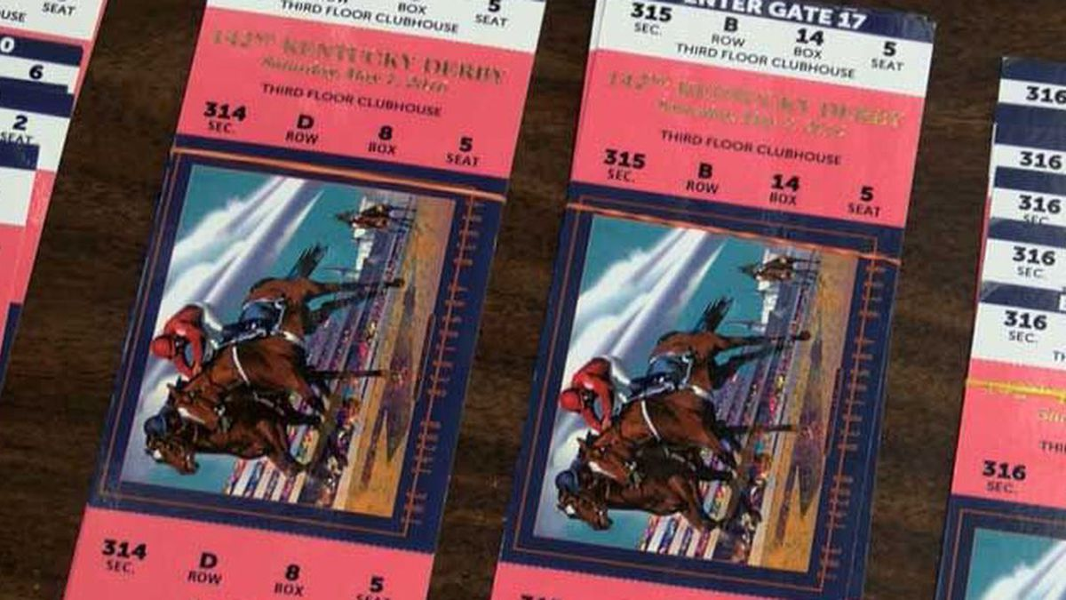 New Kentucky Derby ticket inventory to go on sale Friday