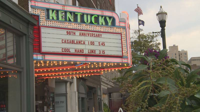 It was also the theater's 98th anniversary of opening.