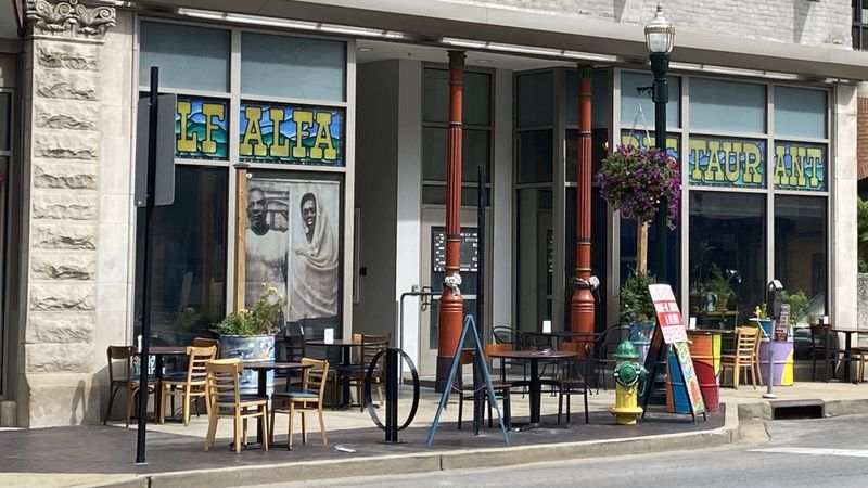 Kentucky restaurants have been at 50 percent capacity for quite some time now, and, by the...