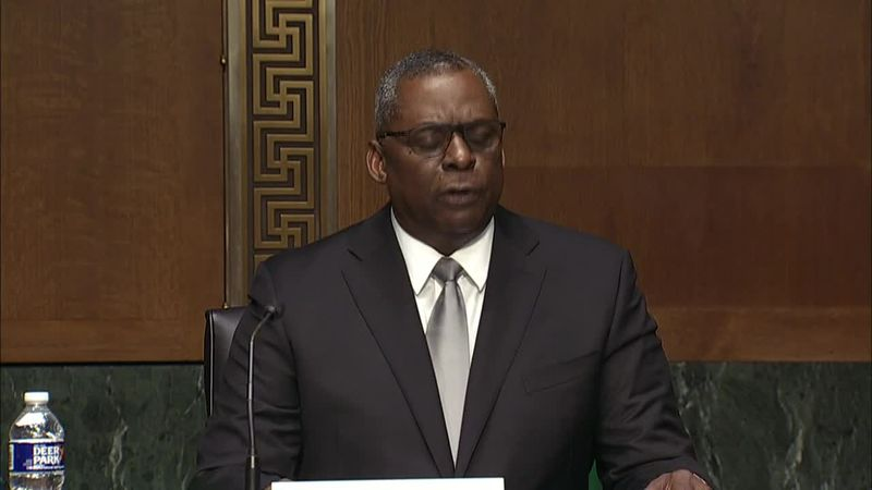 Nominee for Secretary of Defense Lloyd Austin testified before the Senate Armed Service...