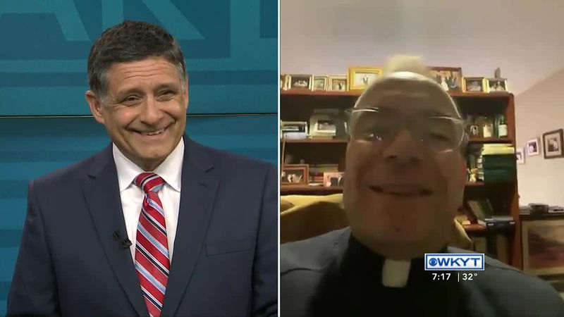 WATCH The Breakdown | Sam Dick interviews Father Jim Sichko