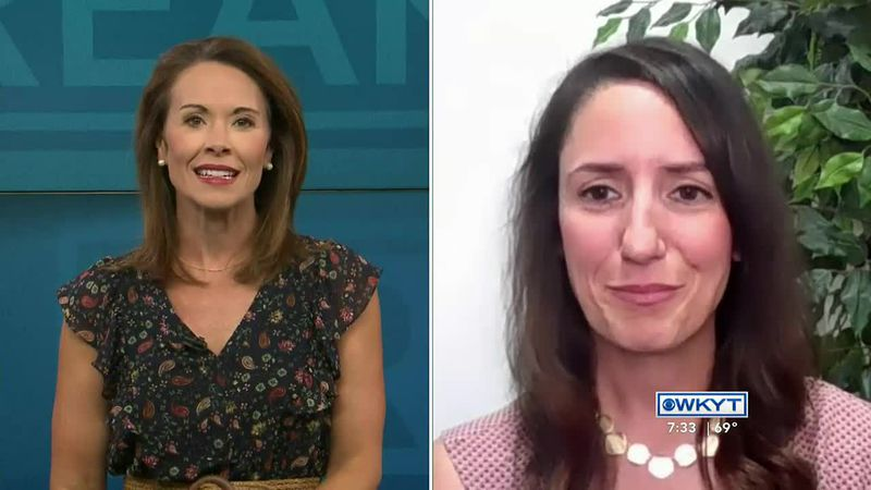 WATCH The Breakdown | Amber Philpott interviews Kate Shanks with Kentucky Chamber of Commerce