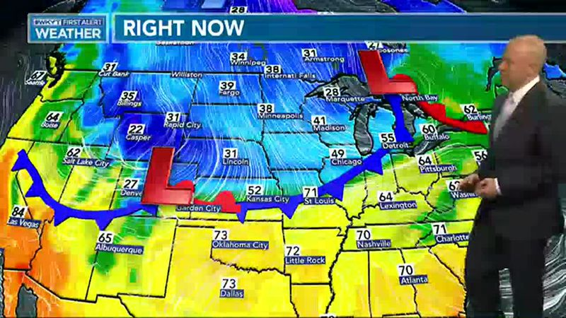 Chris Bailey's Forecast | Old Man Winter's Last Gasp