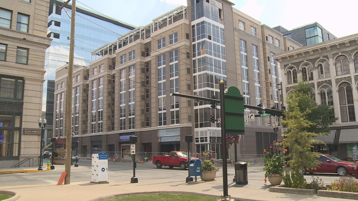 ItalX will be located at the corner of West Main Street.  (Photo: WKYT/Victor Puente)