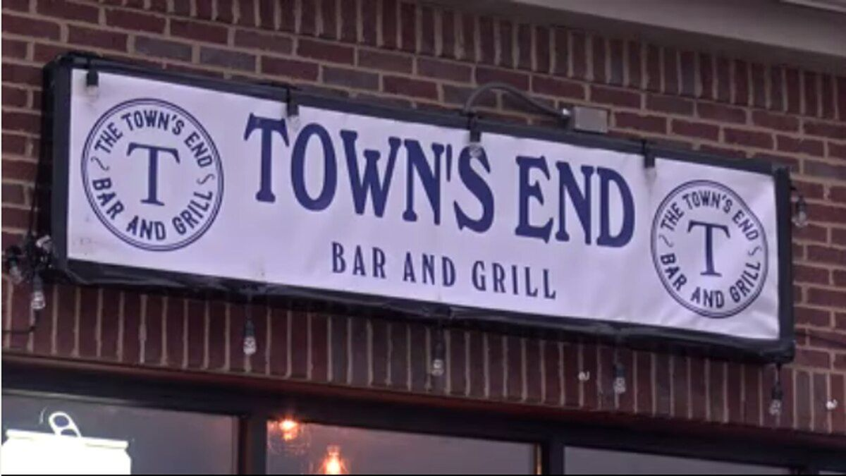 The owner of Town's End bar apologized for harsh language in the video, but says he does not apologize for the message.