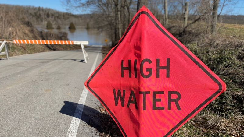 For many people along flooded rivers, it could take days or weeks to survey the damage.