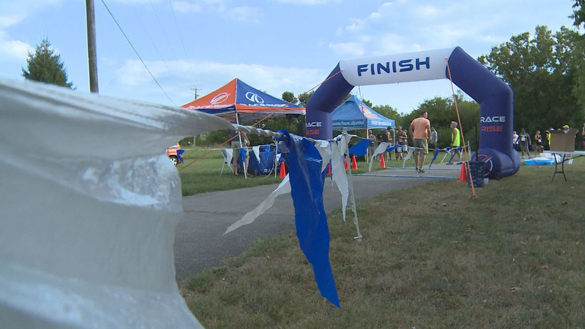 Saturday's finish line marked not only the end of a race but also the start of the...