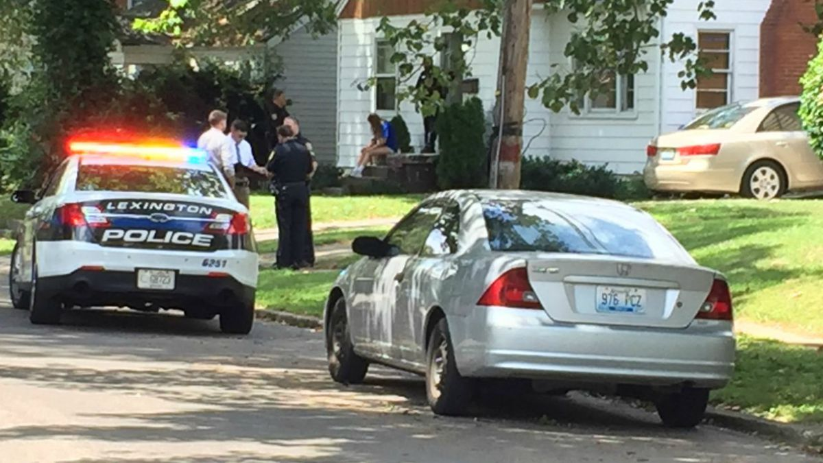A man has suffered life-threatening injuries following an accidental shooting in Lexington. (WKYT)