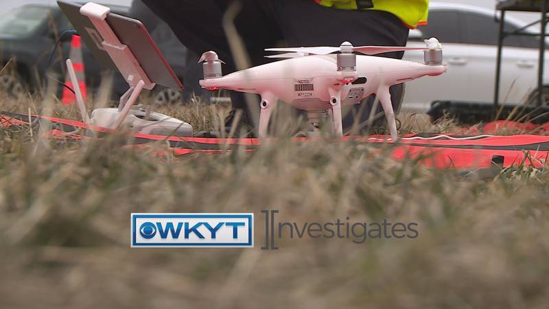 WKYT Investigates   Using drones to save lives