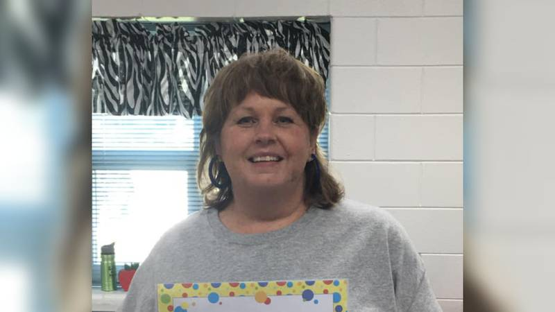 Superintendent Sarah Wasson confirmed to WKYT that Rhonda Estes had died.
