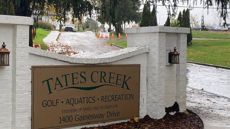 The city's mobile testing program is up and running at the Tates Creek Golf Course.