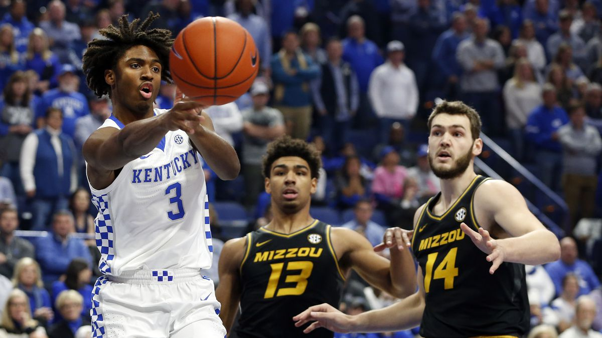 Tyrese Maxey Immanuel Quickley Taken In First Round Of Nba Draft