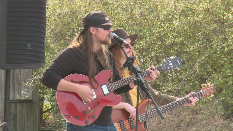 The money raised at the Rocking Around the Mountain festival will go to those impacted by the...