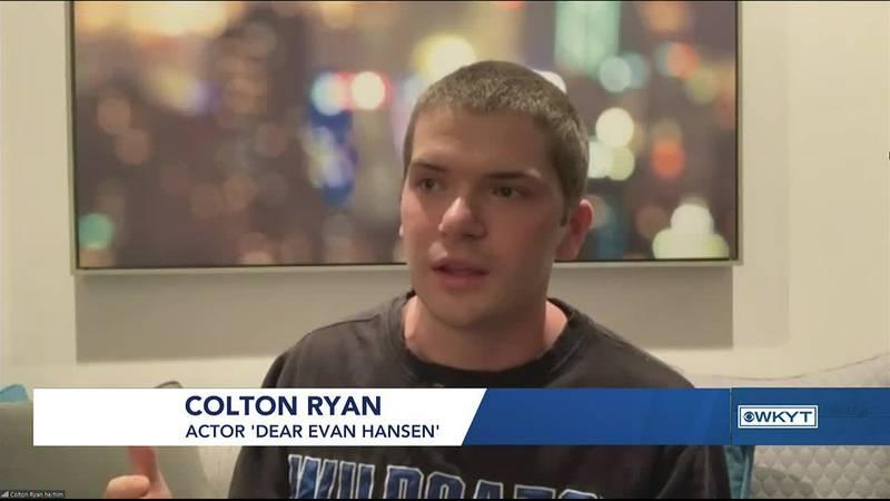 Colton Ryan - Dear Evan Hanson