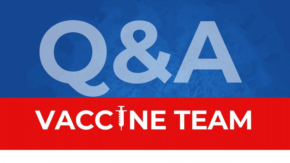 WKYT Vaccine Team Q&A