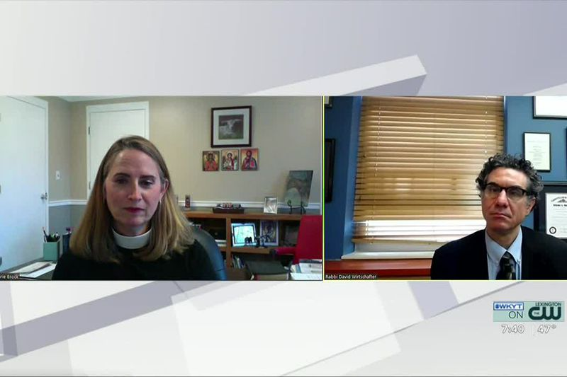 WATCH The Breakdown | Sam Dick interviews Rev. Laurie Brock, Rabbi David Wirtschafter