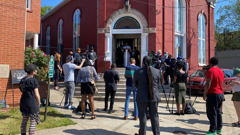 Black faith leaders say the ordinance under review is inadequate. They criticize the clause...