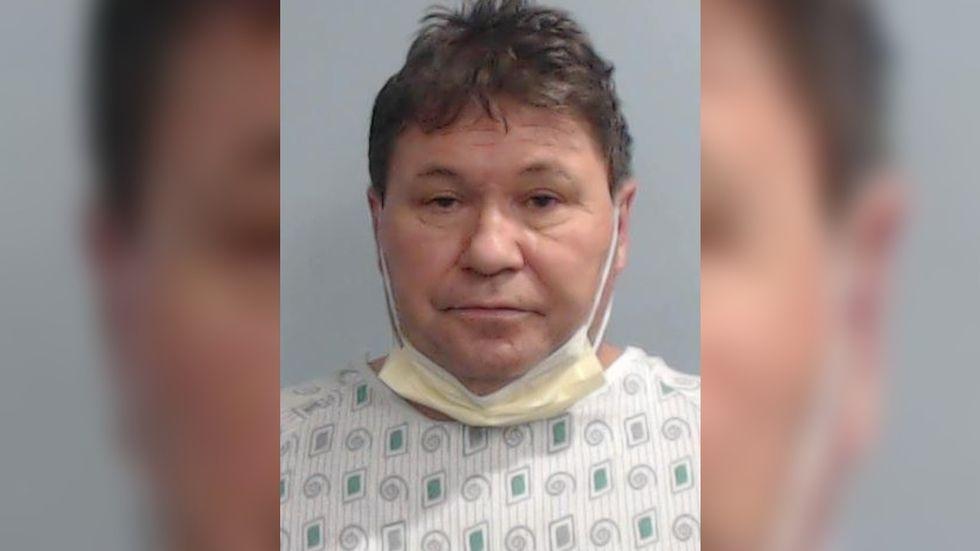 Lexington police say James Aubrey killed his girlfriend, 57-year-old Karen Rae Greenup.