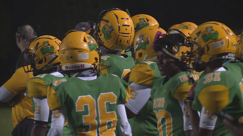 Bryan Station improved its record to 7-1 with a 42-21 win