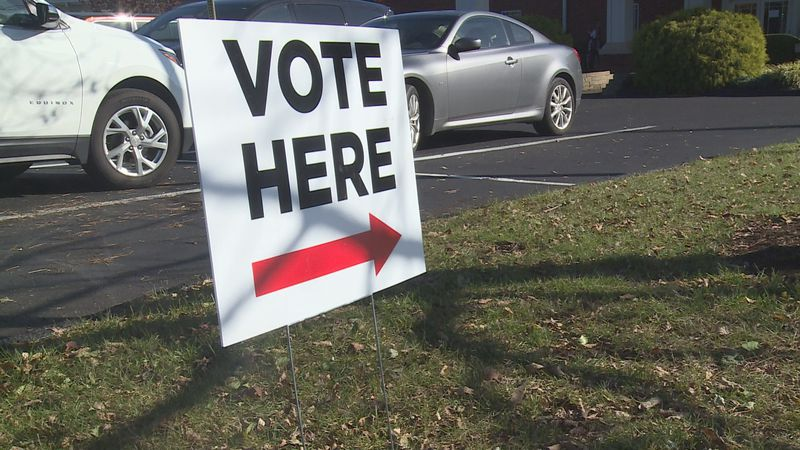 Voters in Madison County have a variety of locations to choose from to cast their vote...