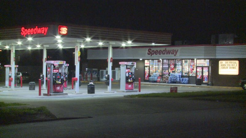 Lexington police investigate two armed robberies.