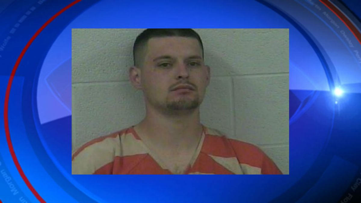 Knox County deputies arrested William Collins on Sunday after he allegedly pushed a woman off a...