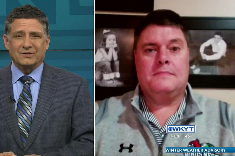 WATCH The Breakdown   Sam Dick interviews Scott County Schools Superintendent Dr. Kevin Hub