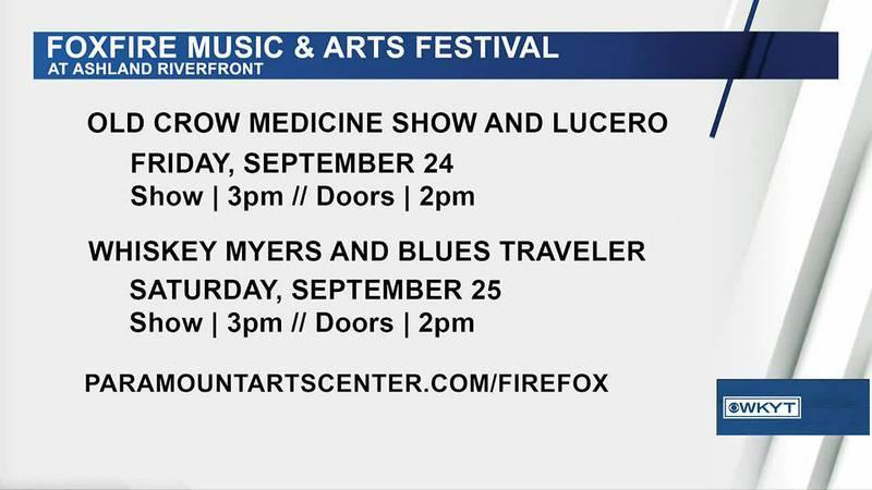 David Miller - Foxfire Music & Arts Festival