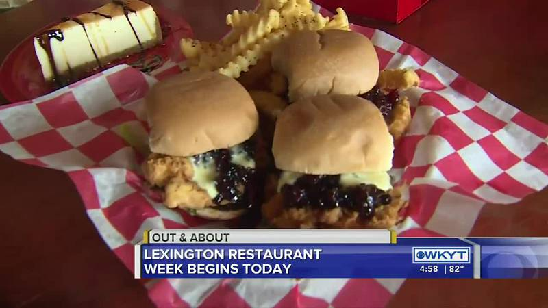Lexington Restaurant Week is a great way to get a little taste of what different area...