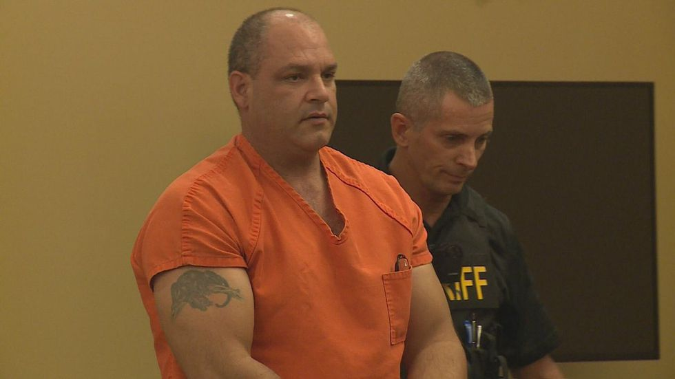 Craig Pennington faces 11 charges in connection to the disappearance of Robert Jones and...