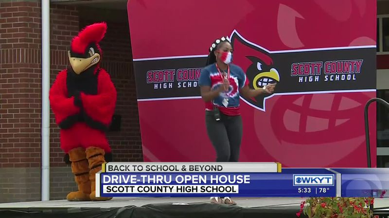 In Scott County, kids are gearing up to go back to school virtually this year.