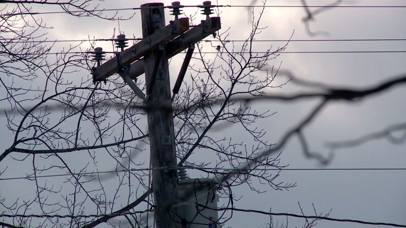A lineman hurt while restoring power in Wolfe County continues to recover Thursday morning.