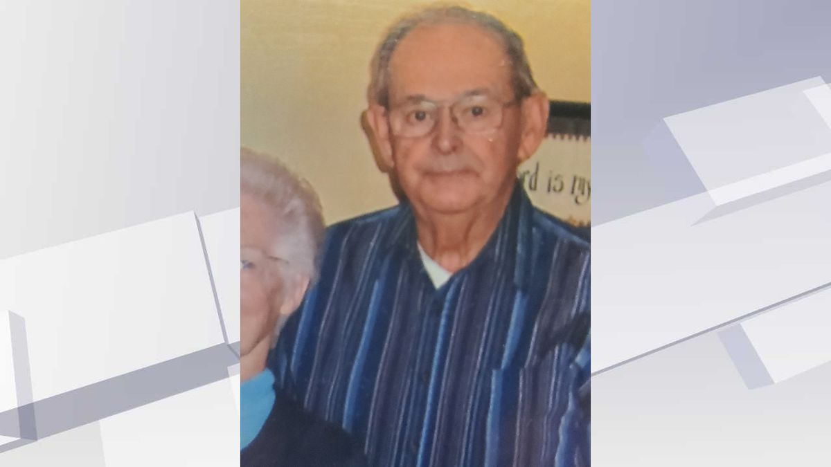 Officials have issued a Golden Alert for Billy G. Dale in Bourbon County.