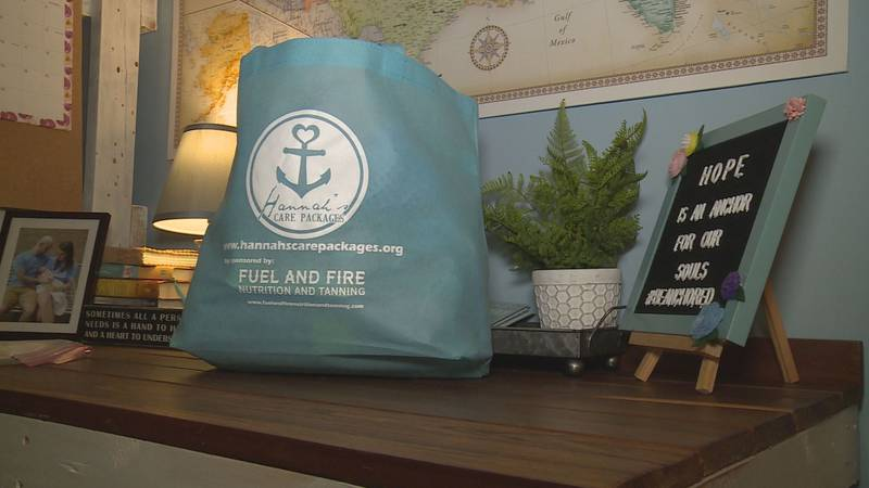 Madison Co. nonprofit uses care packages to send hope to families in the hospital.