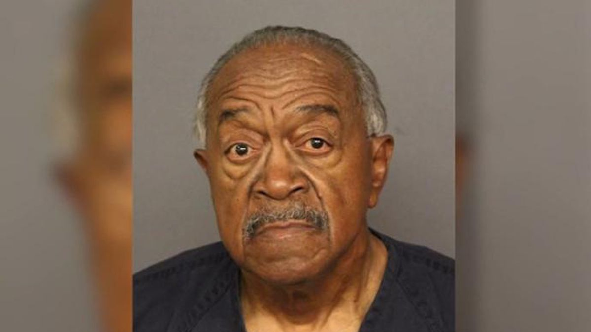 Lessie Britton, 75, is accused of fatally shooting a neighbor after a dispute over parking.