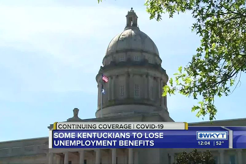 More than 4,700 Kentuckians losing extended unemployment benefits this weekend