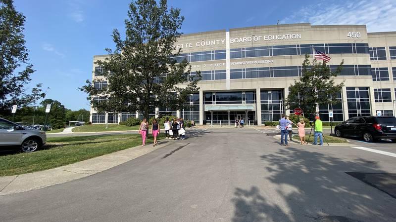 Gov. Beshear mandates masks inside K-12 schools Tuesday.