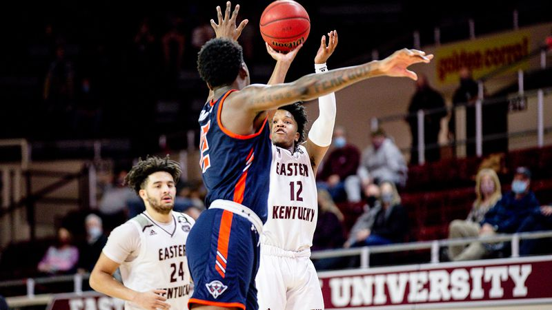 Wendell Green Jr. named OVC Freshman of the Week for the third time.