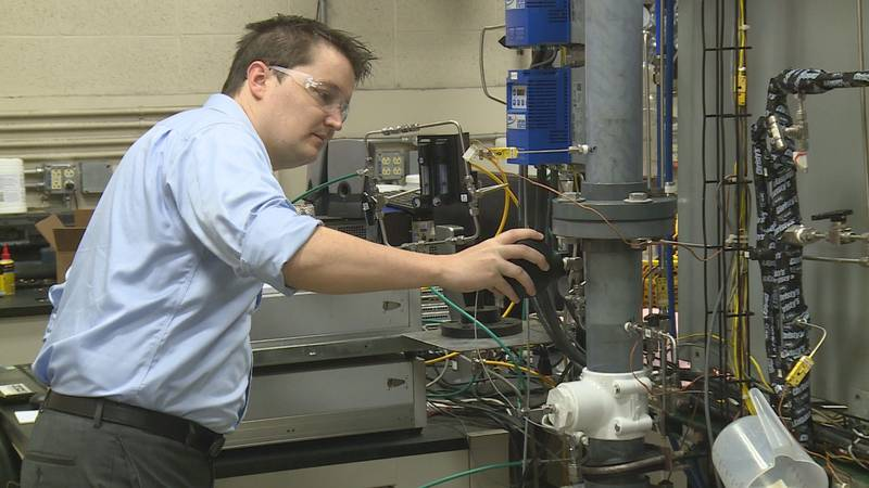 A team at the University of Kentucky Center for Applied Energy Research is working to develop...