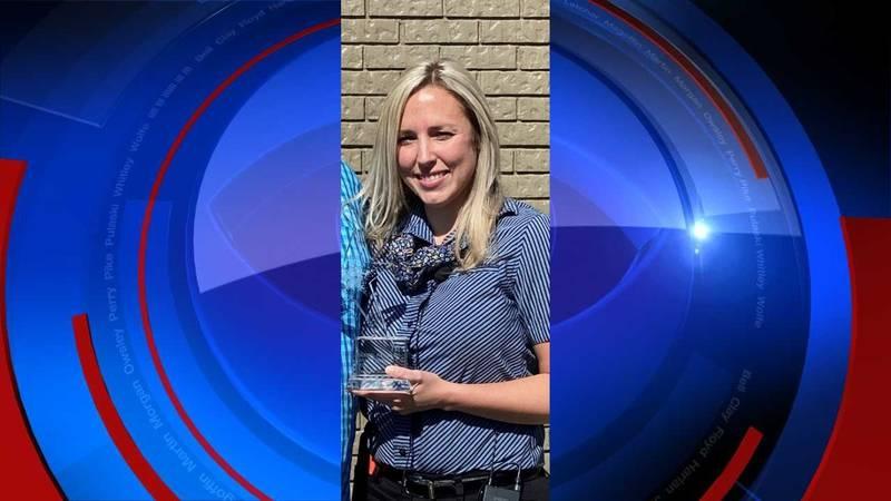 Manager of the McDonald's in Hazard, Jennifer Hammond, won a Ray Kroc Award.