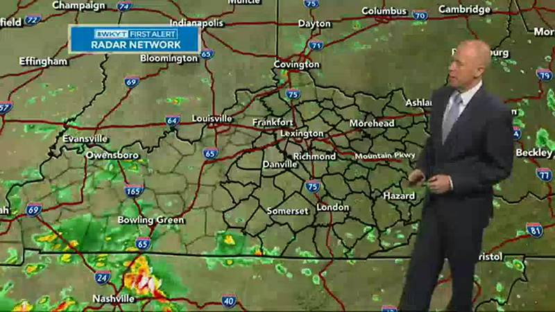 Chris Bailey's FastCast | A Few Weekend Storms Ahead