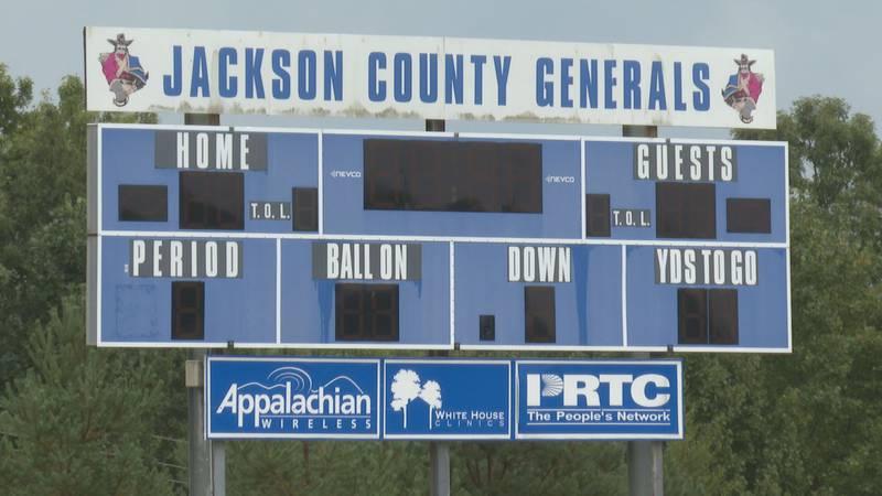 Jackson County Football