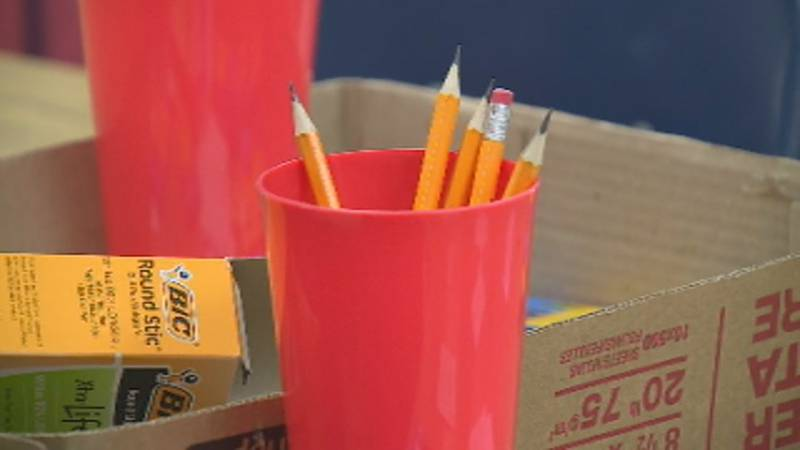 School districts across the country are working with extra funds this year.